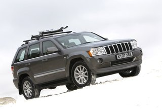 Grand Cherokee gets special edition treatment