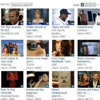Microsoft updates MSN Video