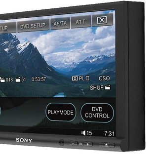 Sony launches XAV-W1 in car entertainment unit