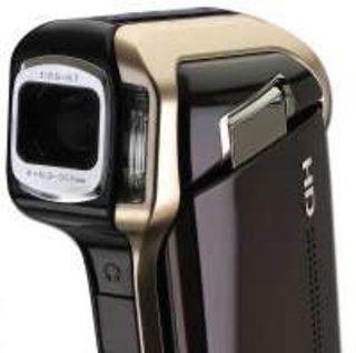 Sanyo Xacti HD700 720p pocket-sized camcorder
