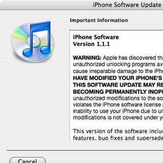 Apple iPhone update 1.1.1: the aftermath