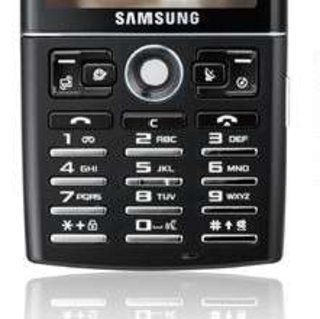 Samsung i550 GPS phone announced, coming in November?