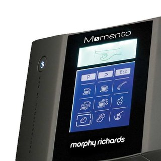 "Morphy Richards launches ""Momento"" high-end coffee machine"