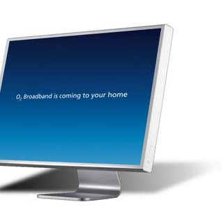 O2 launches broadband service in the UK
