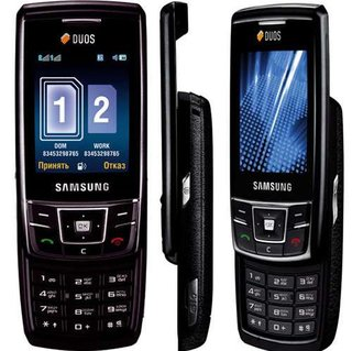 Samsung DuoS D880 dual SIM phone to launch in Europe