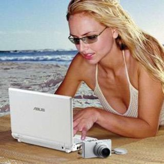 """RM to launch Asus Eee as £169 """"MiniBook"""""""