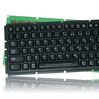 Night vision goggles-friendly backlit keyboard developed