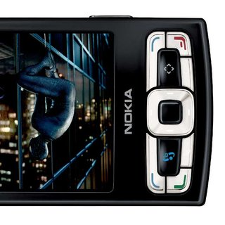8GB Nokia N95 to come bundled with Spider-Man 3