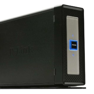 D-Link launches DNS-313 1-Bay SATA Network Storage Enclosure