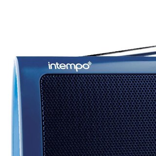 Intempo launches TRS portable DAB radio