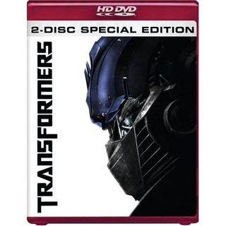 Transformers on HD DVD breaks records