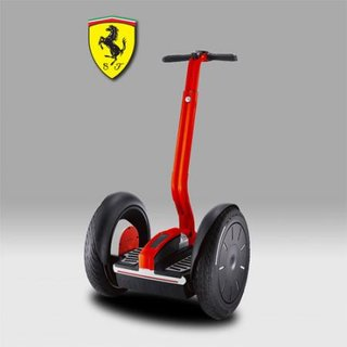 Limited edition Ferrari Segway?