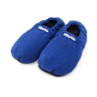 Cold toes? Microwave your slippers