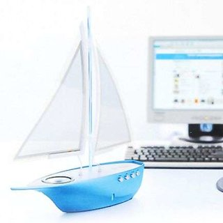 Novelty Korean boat-shaped PC speaker
