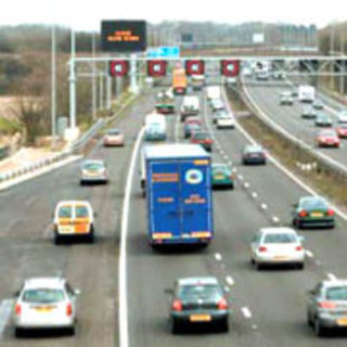 Motorists set to make use of hard shoulder