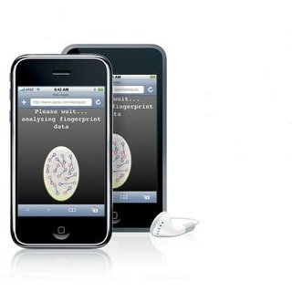 iPhone Week: App of the Day - Finger Scan