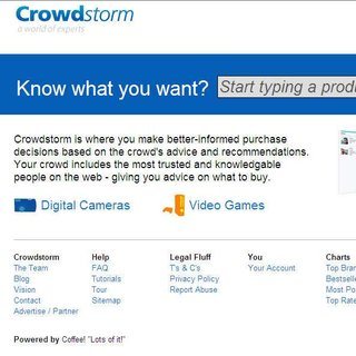 Crowdstorm launches in the UK