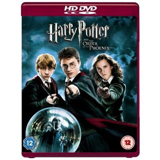 New Harry Potter film gets HD DVD and Blu-ray release