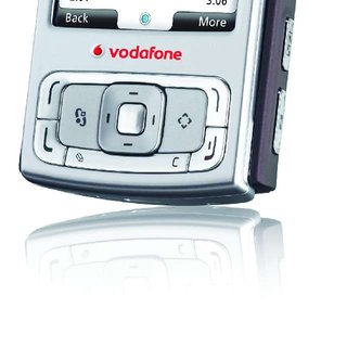 Vodafone reveals half yearly figures