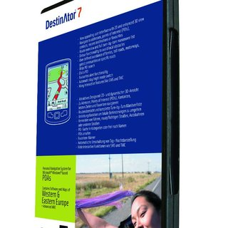 Version 7 of Destinator GPS for PDAs announced