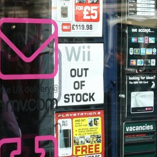 Nintendo Wii shortages predicted for Christmas
