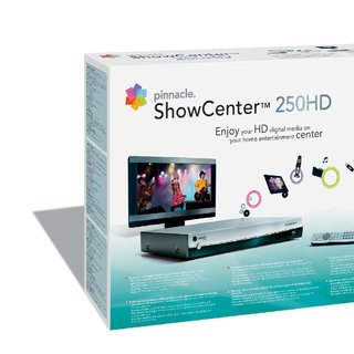 Pinnacle to launch ShowCenter 250HD media extender