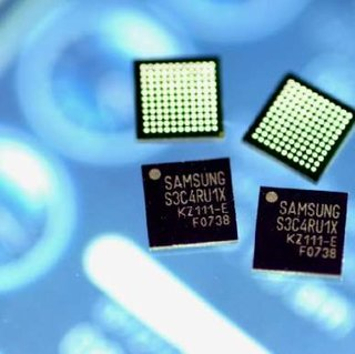 Samsung develops RFID chip for mobile devices