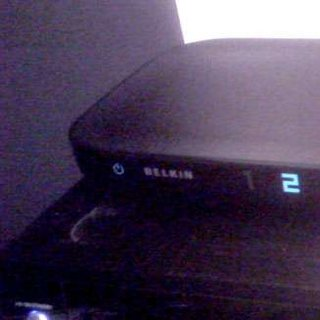 Blurry Belkin spy shot said to show wireless HD streamer