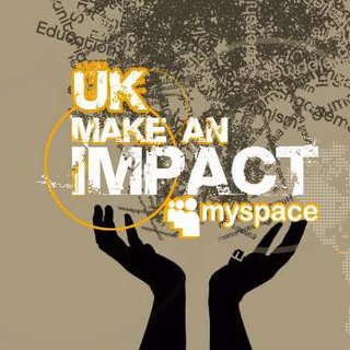 """MySpace launches """"Impact"""" channel for charities and causes"""