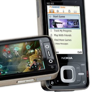 N-Gage to get Star Wars: The Force Unleashed