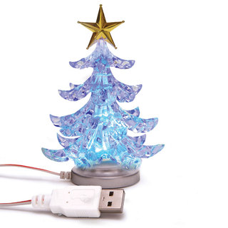 The inevitable USB Christmas tree