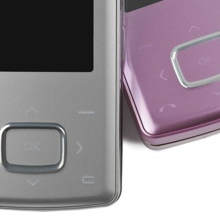 LG Chocolate launches in silver and lilac