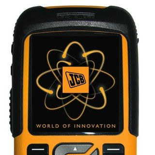 JCB Toughphone mobile launches