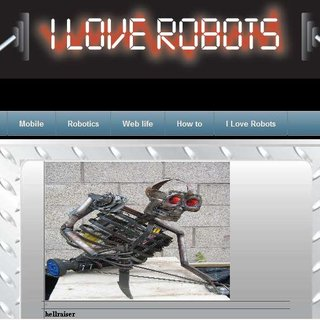 "Microsoft launches ""I Love Robots"" competition"