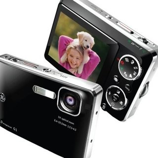 General Electric to launch digital camera range in UK