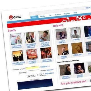 Bebo beats rival networking sites