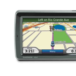 "Garmin launches ""super-sized"" 5.2-inch nuvi 5000 GPS"