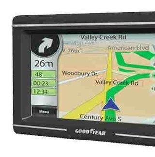 CES 2008: Goodyear to launch eight GPS models at CES