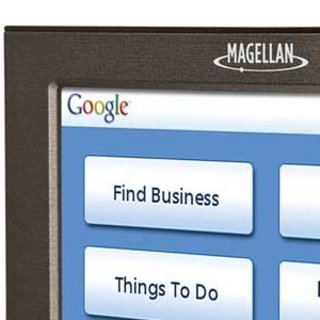 CES 2008: Magellan teams up with Google for latest satnav