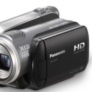 CES 2008: Panasonic launch two new HD camcorders