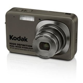 CES 2008: Kodak V1253, M1033 and Z1085 cameras announced