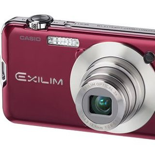CES 2008: Four new Exilim cameras from Casio