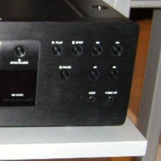 CES 2008: Marantz BD8002 Blu-ray player launches