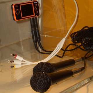 CES 2008: Portable karaoke machine from SingMaxx
