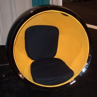 CES 2008: PlayPod gaming chair gets CES debut