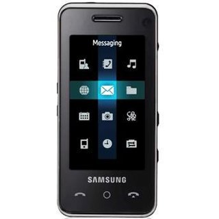 Samsung F490 goes up against iPhone
