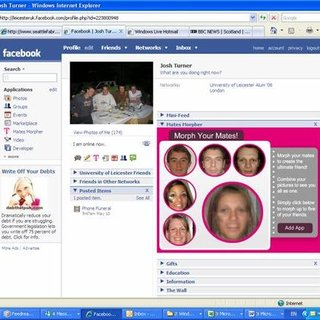 Morph your mates with T-Mobile and Facebook