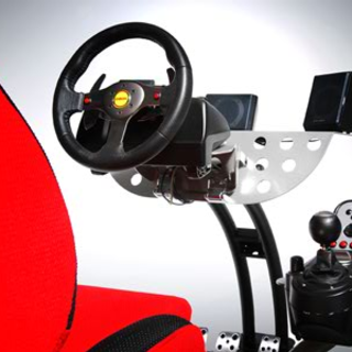 £13,500 D-Box game chair brings real-life racing to the PC