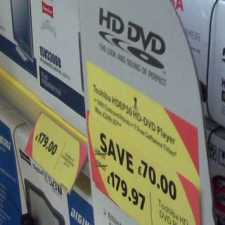 """Save HD DVD"" epetition going strong"