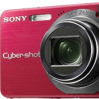 Sony launches W-Series Cyber-shots